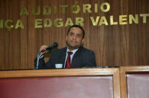 Foto no auditório